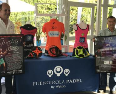 Presentación del Torneo Inauguración Fuengirola Pádel